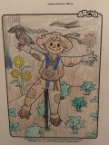 Scarecrow Art
