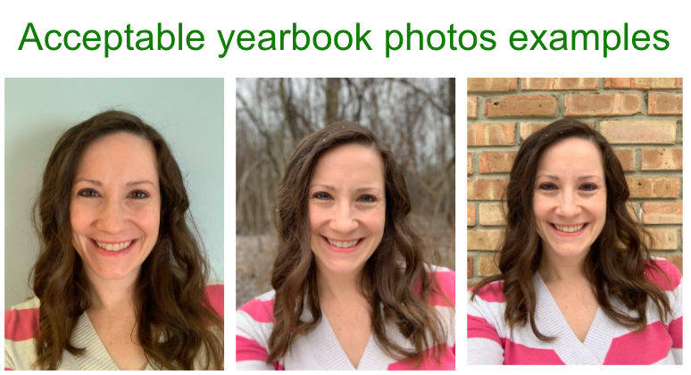 Yearbook Photo Submissions Santiago Steam Magnet Pta